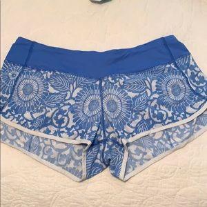 Lululemon Lined Shorts